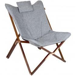 Photo of Reduced relaxing armchair garden