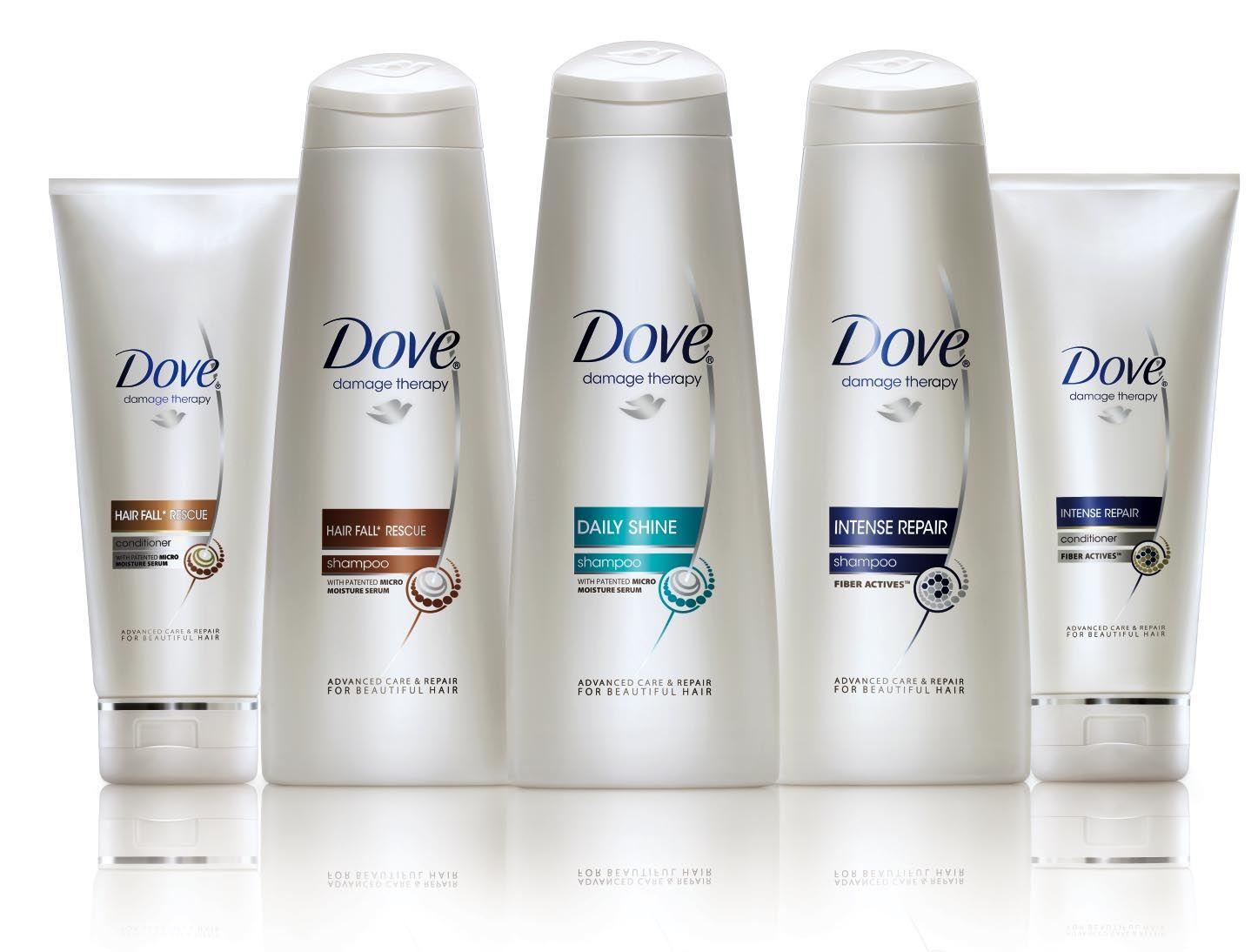 Dove shampoo Makyaj, Saç, Saç makyaj