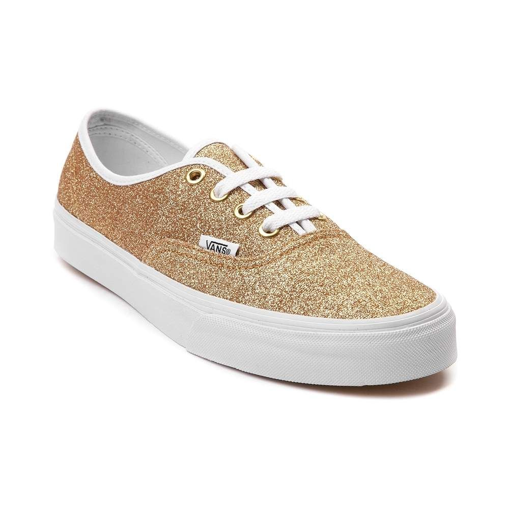 vans authentic vi glitter