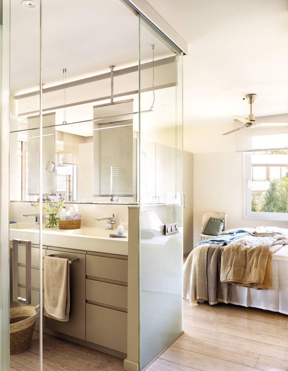 Come ricavare un bagno in camera da letto? (Guida completa