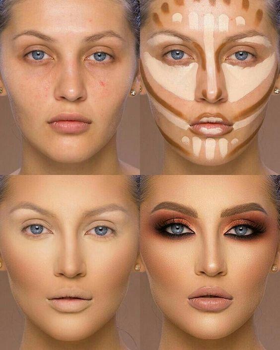 Curso de Maquiagem Andreia Venturini  Curso Maquiagem na web Conheça o Curso de Maquiagem Andréia Venturini e tornese uma maquiadora de sucesso Veja como fu...