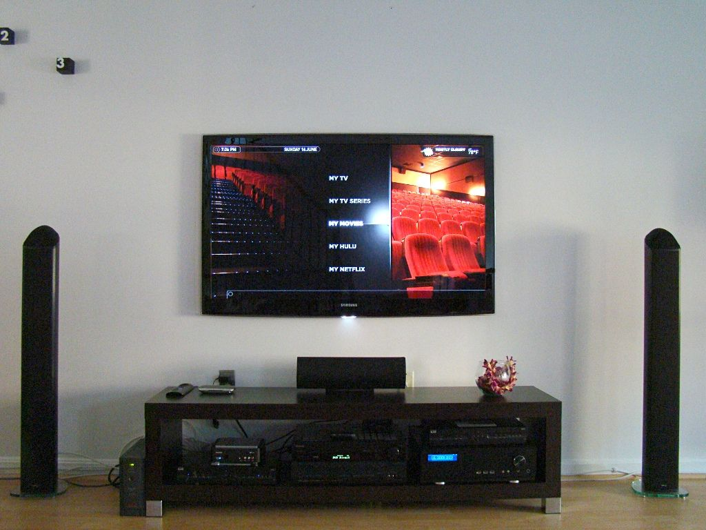 Not Everyone Has The Option To Purchase A Home Theatre System With Wireless Rear Speakers So