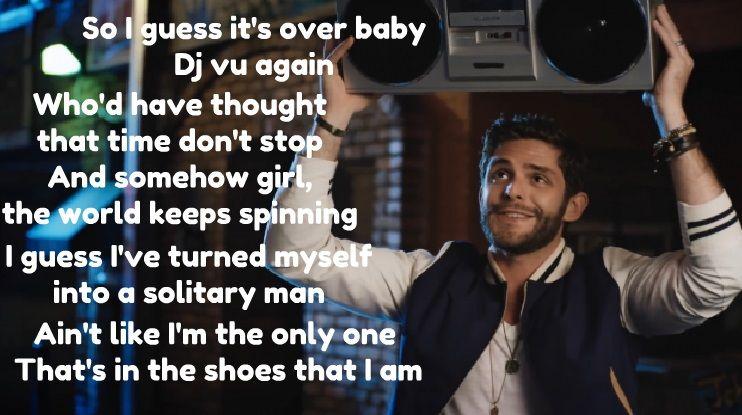 Thomas Rhett Crash And Burn Country Lyrics Quotes Country Song Quotes Country Music Quotes