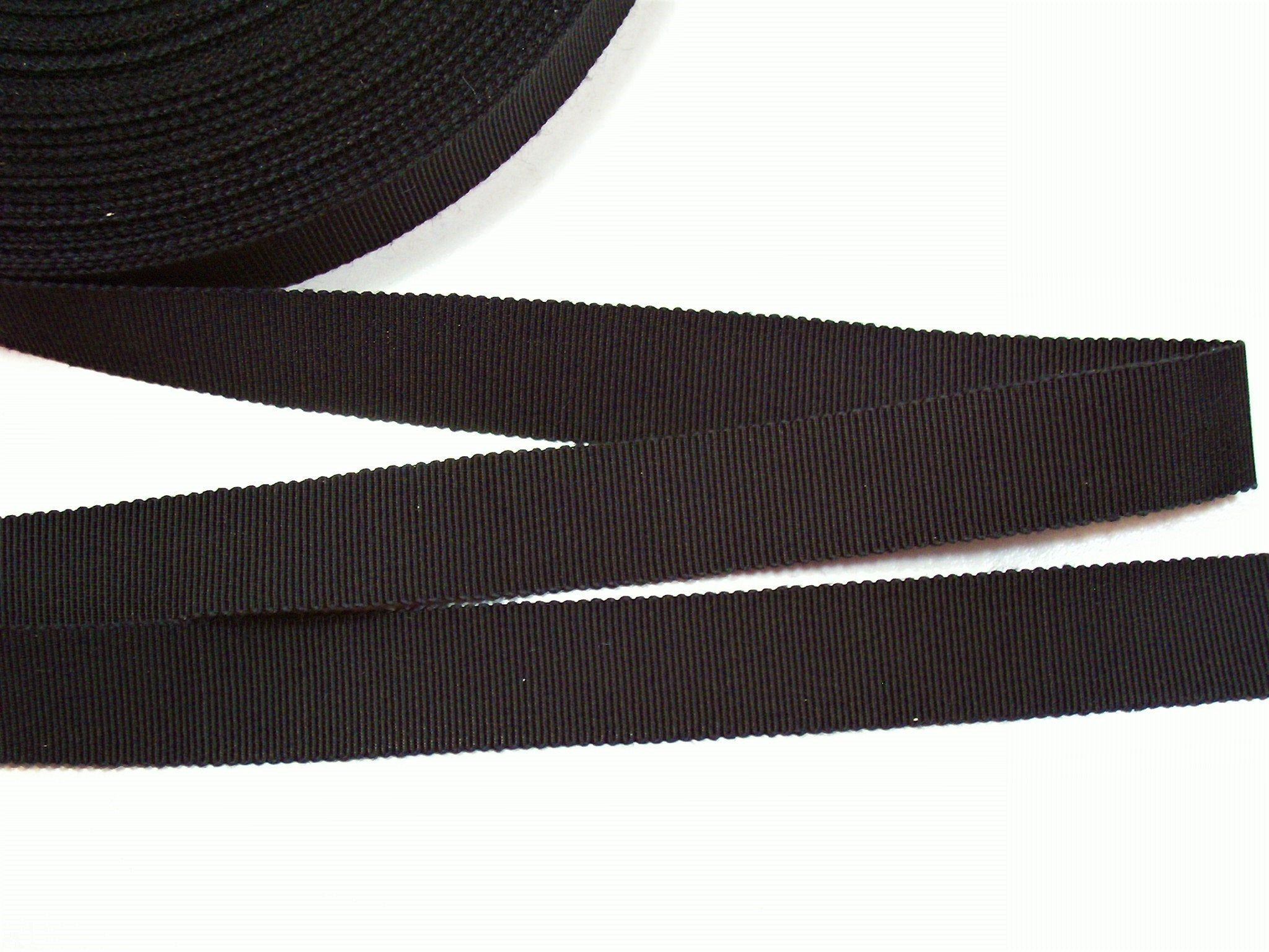 "3 yards Brown polka dot print 5//8/"" grosgrain ribbon by the yard DIY"