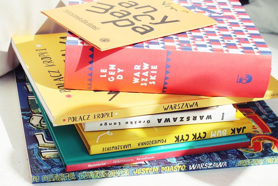 Ksiazki O Warszawie Warszawa Dla Dzieci Books Book Cover Cover