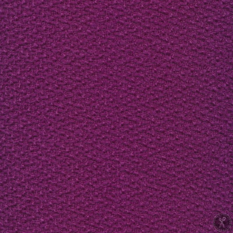 Wool Boucle - Purple