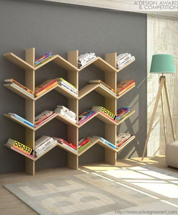HomelySmart | 15 Nice Modern Decorative Shelf Ideas For Your Wall - HomelySmart