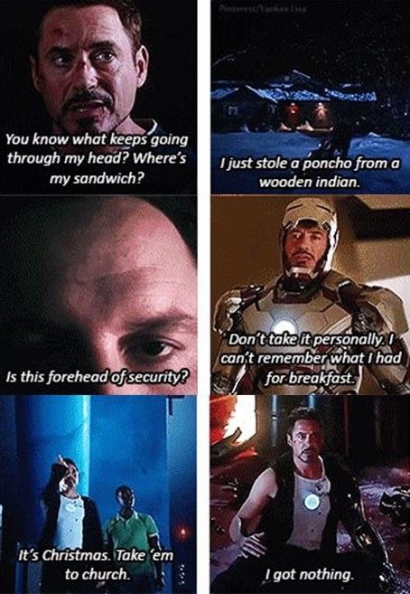 Best Iron Man Quotes Iron Man 3 quotes