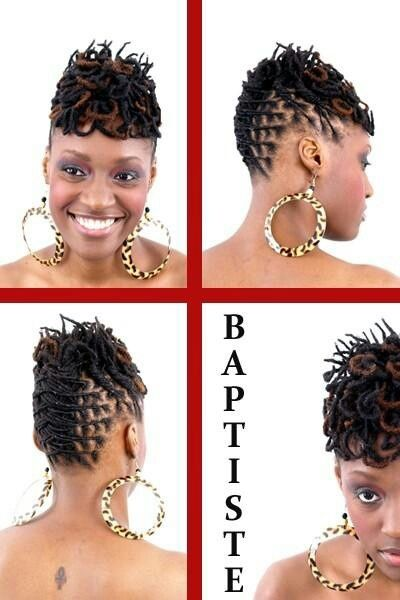 Oh The Great Things That Can Be Found On Pinterest This Is One Of Them That I Came Across Enjoy Love Lig Short Locs Hairstyles Locs Hairstyles Hair Styles