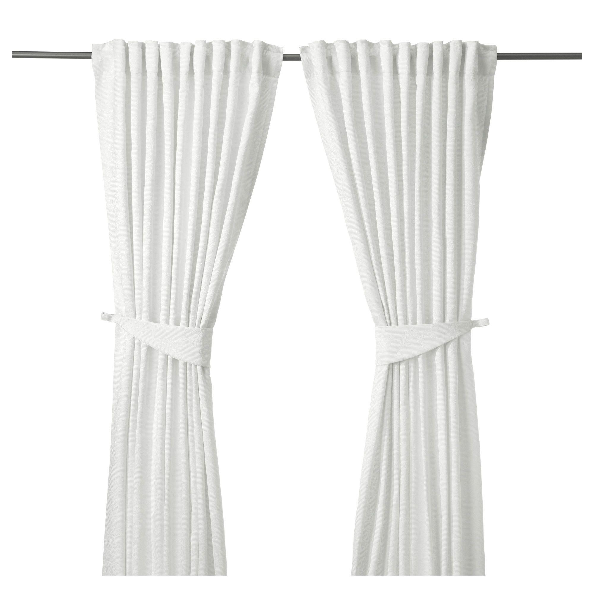 Bedroom Curtain Rod