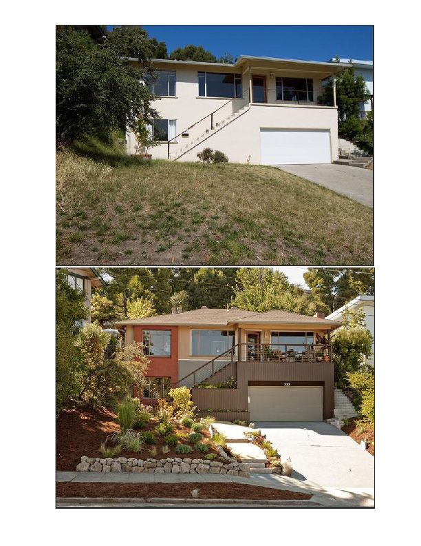 Amazing Before and After Home Facelift