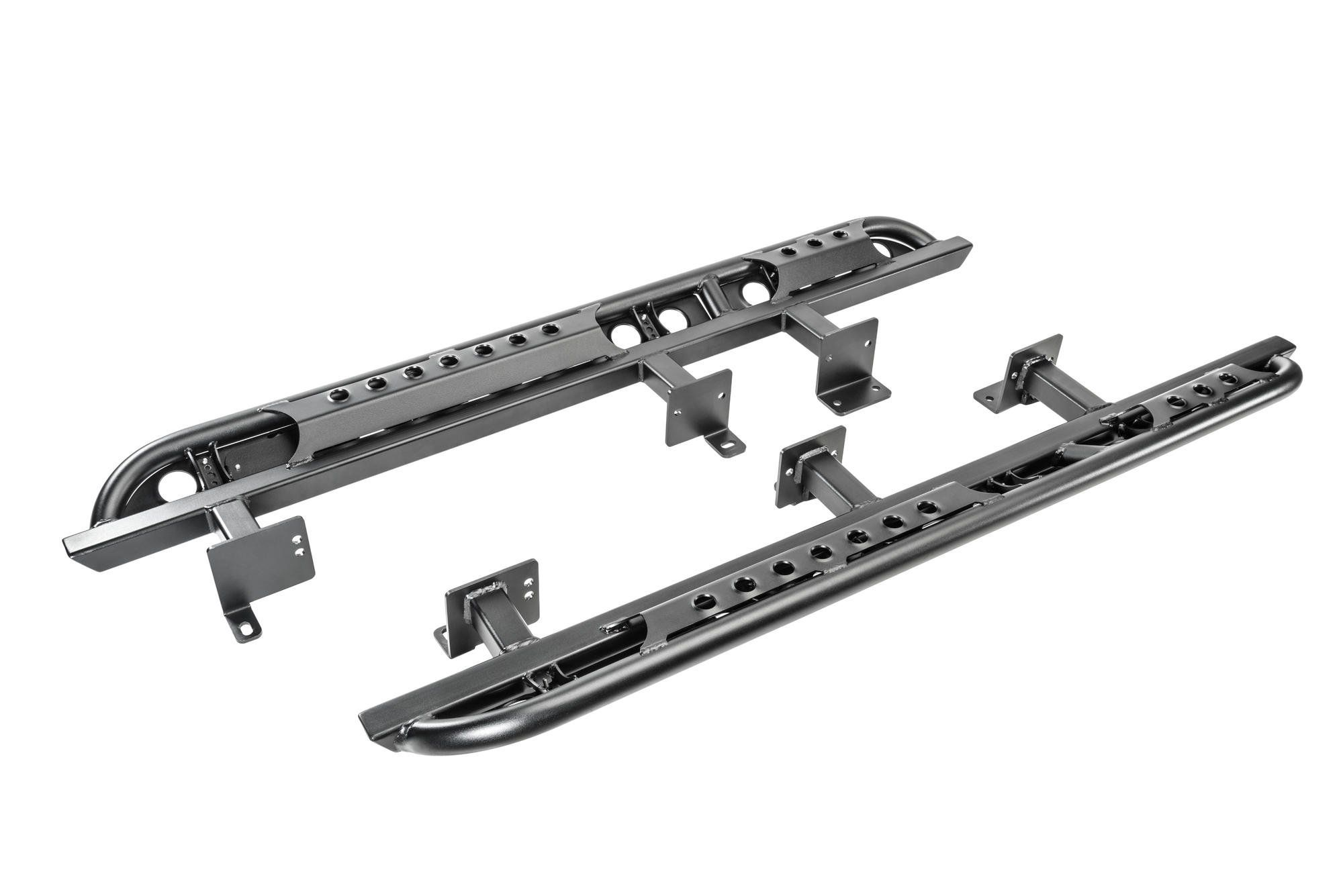 Lod Signature Series Rock Sliders For 07 18 Jeep Wrangler