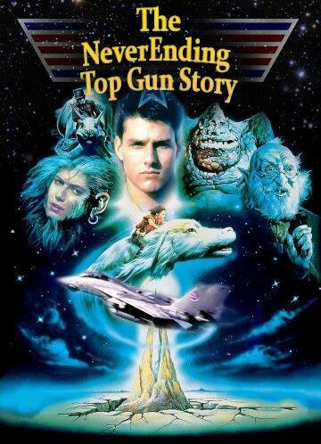 neverending story x top gun