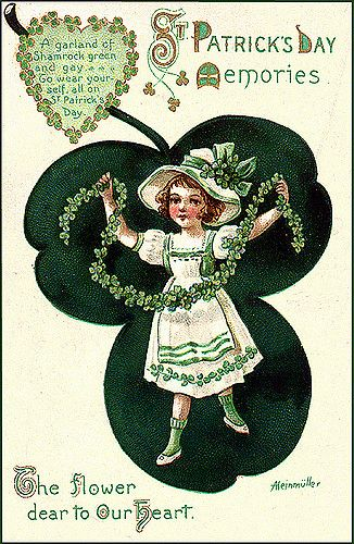 Vintage St. Patrick's Day Postcard | by Suzee Que