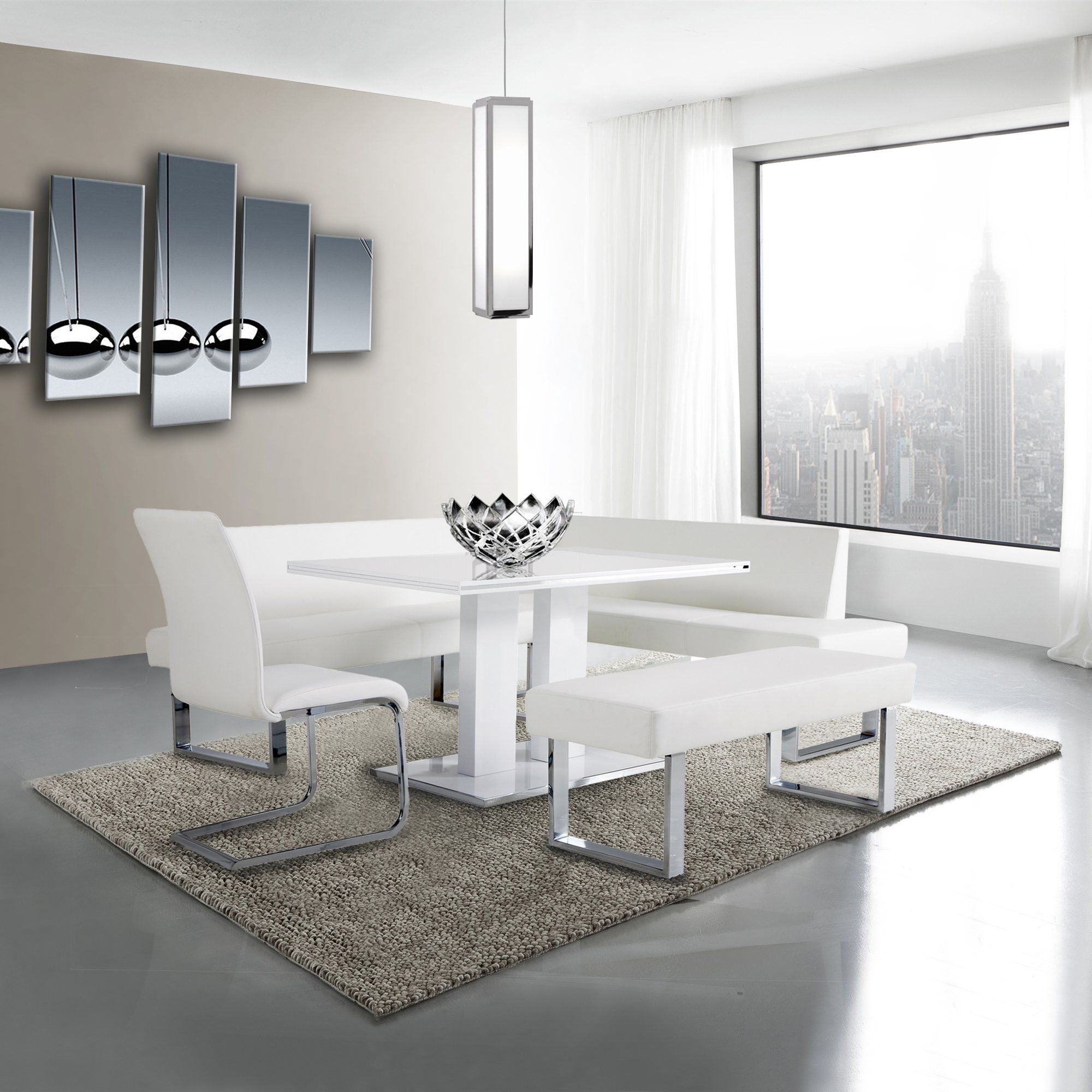 Robb Dining Table Dining Table With Bench Dining Table Dining Room Table