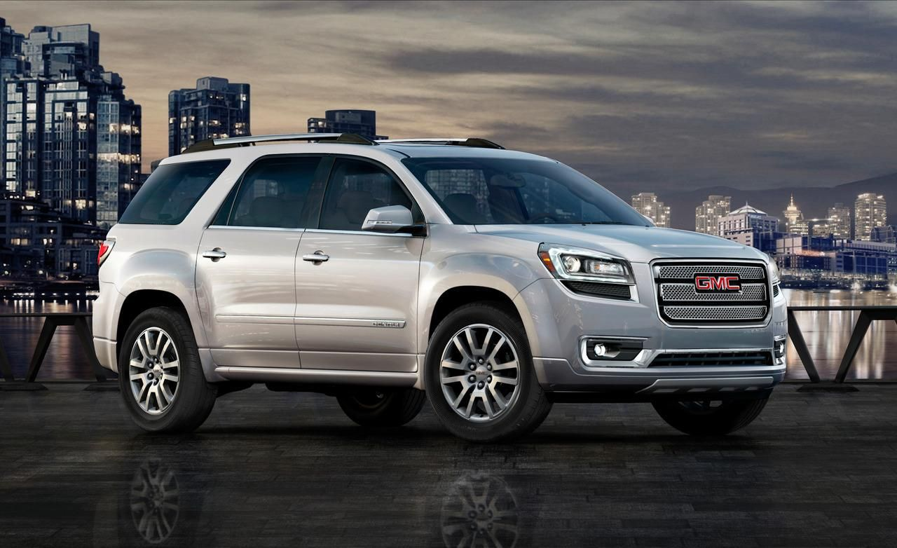 Gmc Acadia Love Love Love My Suv Mini Van Gmc Vehicles Suv