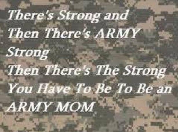 Army Mom, Army And Military Mom