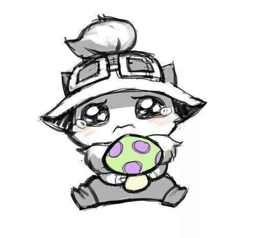 Teemo chan | League of legends | Lol league of legends ...  Teemo chan | Le...