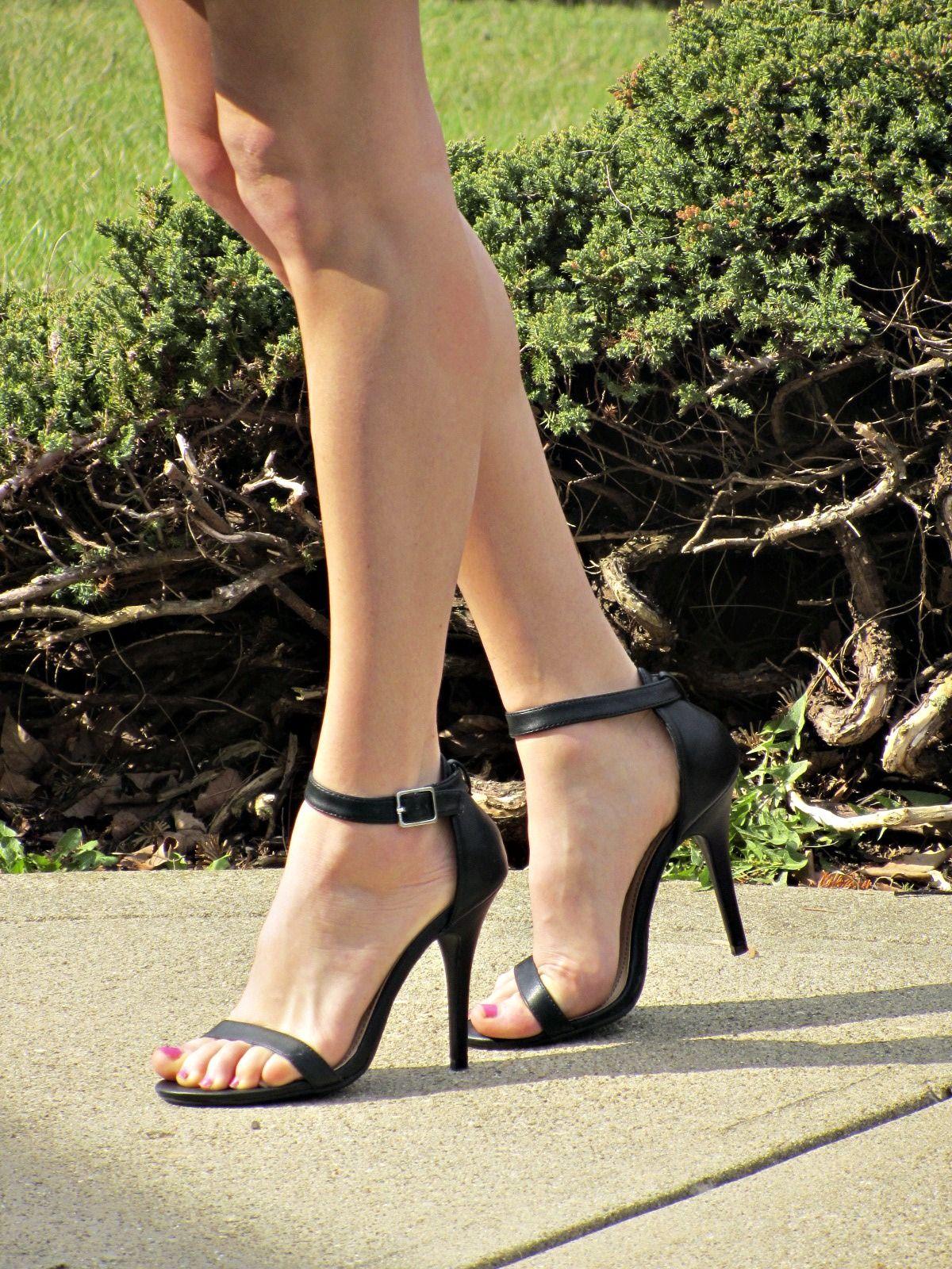Comfortable 3 Inch Heels Photo Comfortable High Heels Most