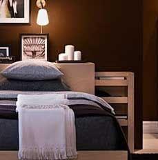 Tête De Lit Avec Rangement Deco Bed Ikea Malm Furniture