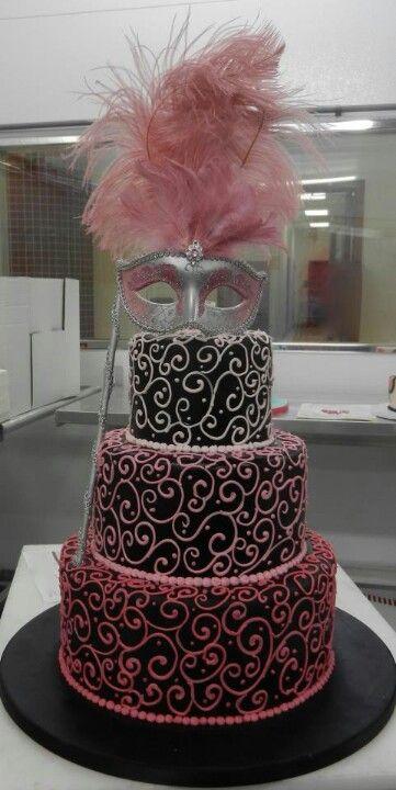 Carlo's Bakery, Masquerade Cake