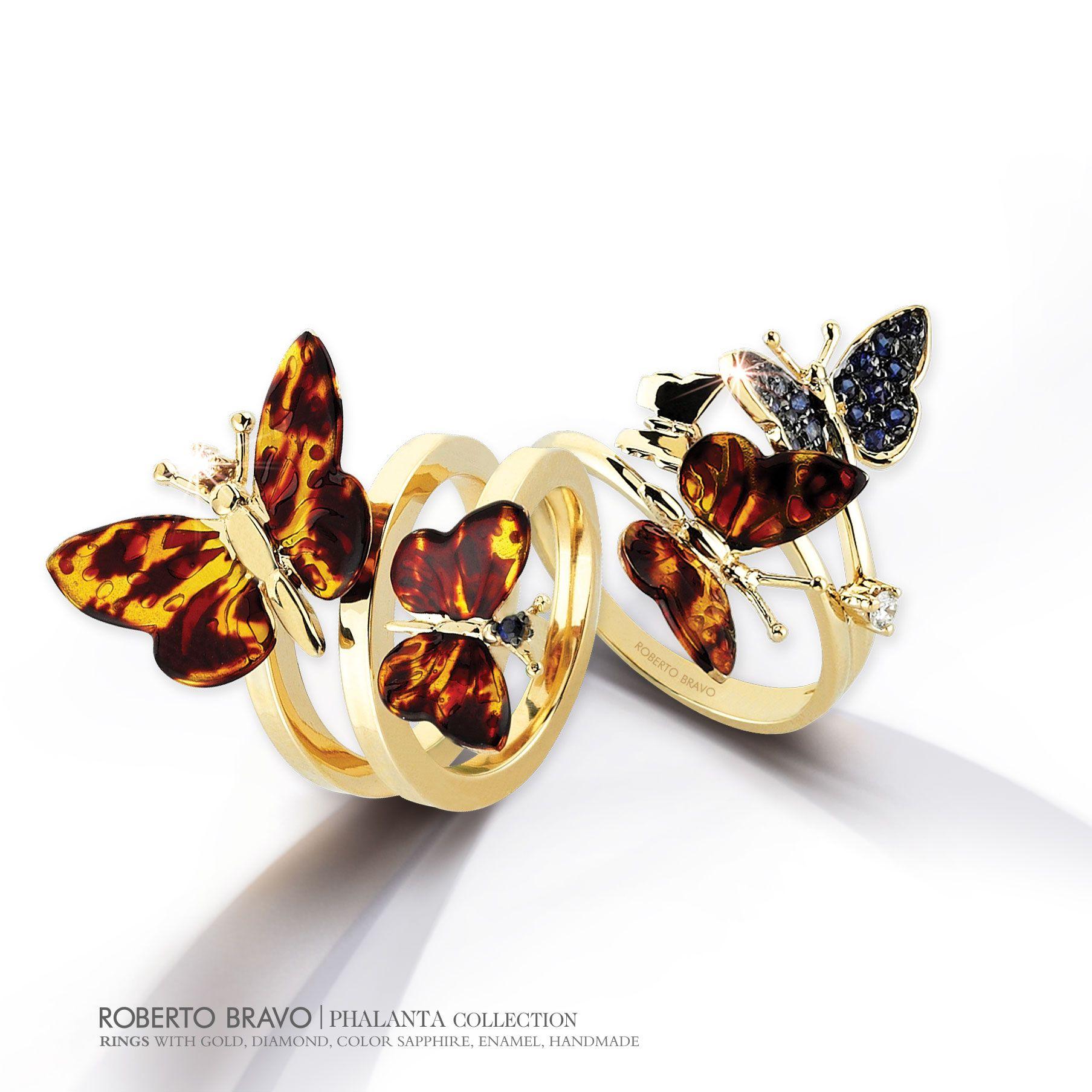 Here is the leopard with his unique figure.. Now beautifies the leafs of butterflies with his amazing lines. This is #Phalanta collection by #RobertoBravo.  #bravorobertobravo #inspiringjewellery #iloverb #diamonds #gold #handmade #nature #inspiringday #art #extraordinary #jewellery #ювелир #золото #алмаз #бриллианты #ручнойработы #экстраординарный #loveisblue #enamel #firedenamel #artbyrobertobravo #artbyrb