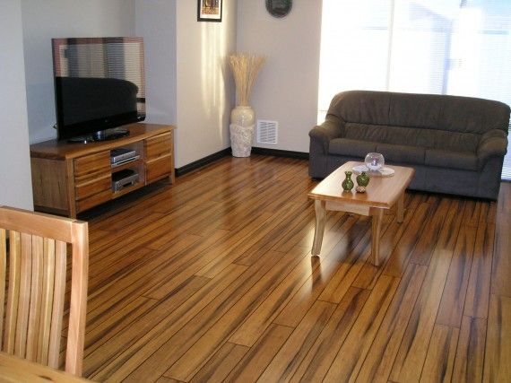 Bamboo Flooring Offers A Unique Look And Is An