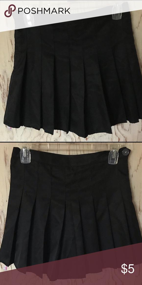 Black mini skirts size 28 I Just Added This Listing On Poshmark Skirt Pleated Mini Skirt 28 X 15 5 Shopmycloset Poshmark Fash Mini Skirts Black Pleated Mini Skirt Pleated Skirt