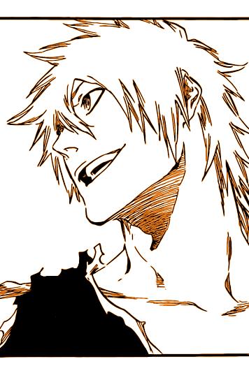 Ichigo timeskip - #Bleach Graphically manipulated by Chiara Bruno ...