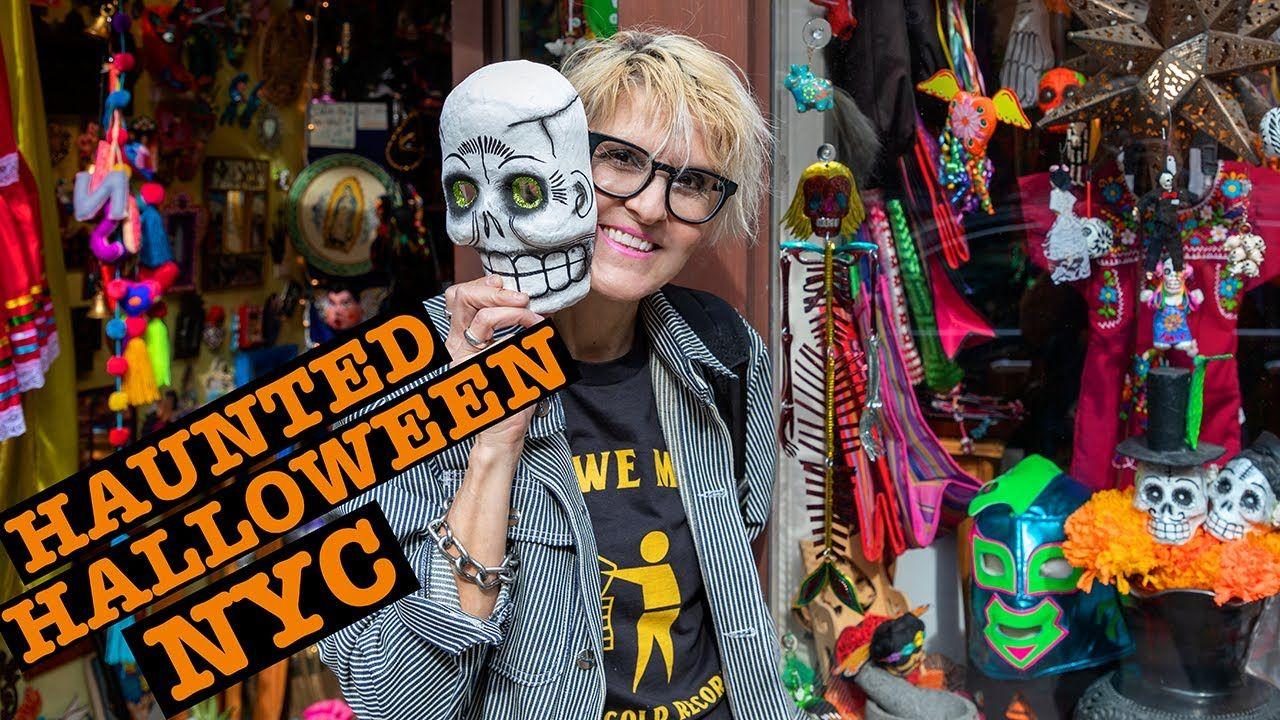 Haunted Halloween NYC Halloween nyc, Halloween haunt