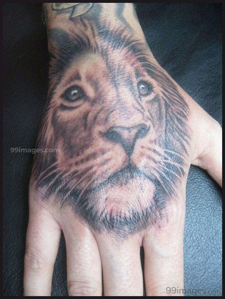 🌟 🔥 Creative Lion Tattoos HD 🌟