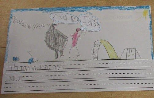Kindergarten: Holding Hands and Sticking Together: We love Piggie and Elephant!