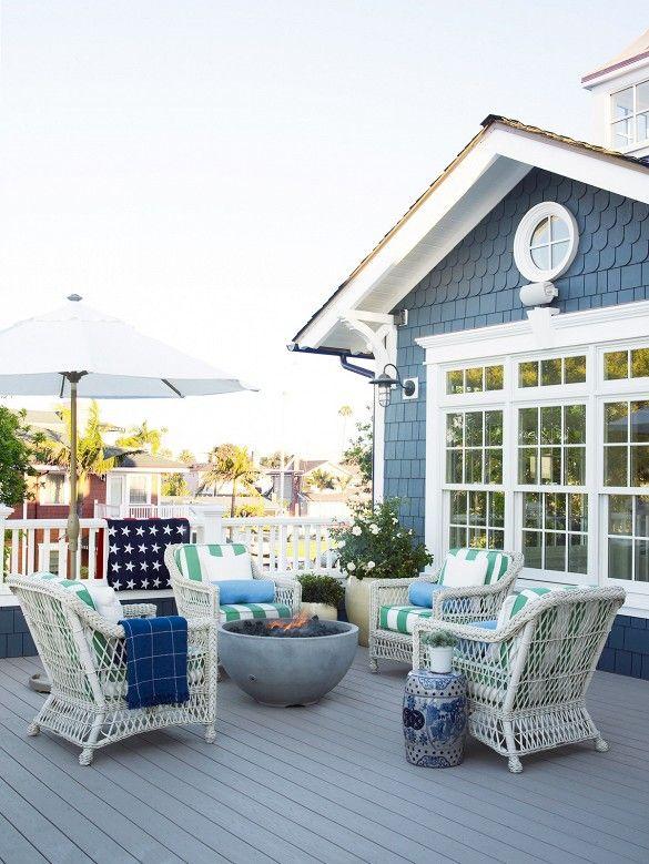 Home Tour: Inside an Awesome Coastal California Home   Burnham ...