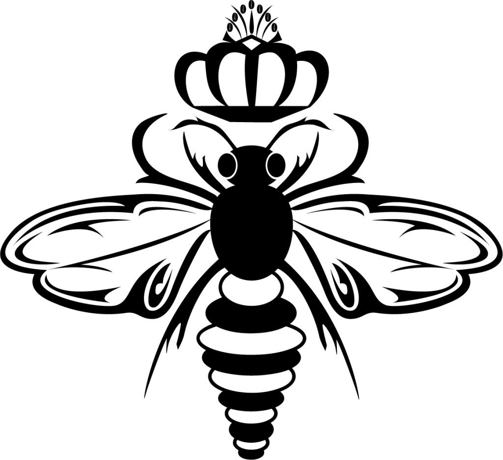 Queen B Logo Crafty Ideas Pinterest Queens Logos And Bees