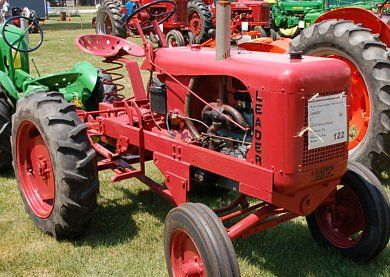 C A Ef Fef D Ac A on Antique Hand Crank Tractor Engine For