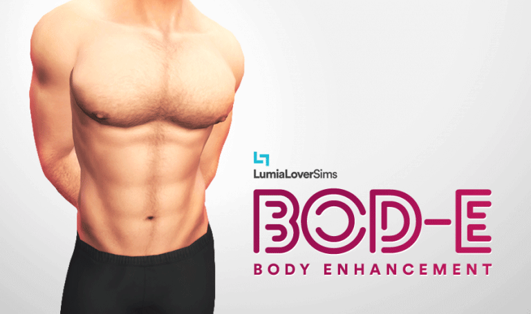 Bode 3d Body Enhancements For The Sims 4 Spring4sims Sims 4 The Sims 4 Skin Sims 4 Body Mods