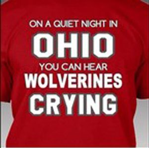 The Ohio State University Alumni Club Of The Sacramento Valley Best And Most Ohio State Vs Michi Ohio State Vs Michigan Ohio State Buckeyes Football Ohio State