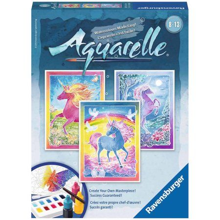 Ravensburger Unicorns Products Watercolor Paint Set Unicorn