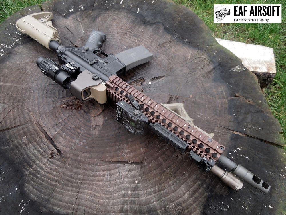 GHK M4 SOPMOD BLOCK II | guns | Firearms, Guns, ammo, Guns