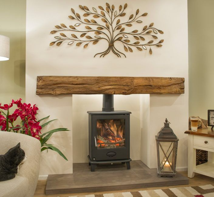 Easy On The Eye Charming And Cozy Outdoor Decorating: Artisan Holmfirth Inglenook Fireplace
