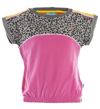 Ninni Vi T-shirt Roze - NummerZestien.eu