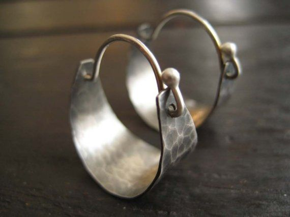 Replacements for my fave pair of earrings, one of which is lost forever.
