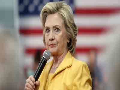 US presidential candidate Hillary Clinton wants to make gun control a 'voting issue' - Somokal24