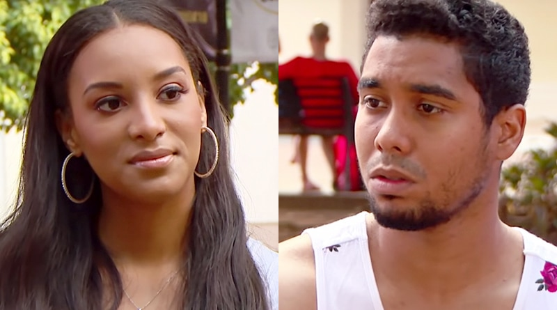 Chantel Everett Says Marriage to Pedro Jimeno is a 'Scam