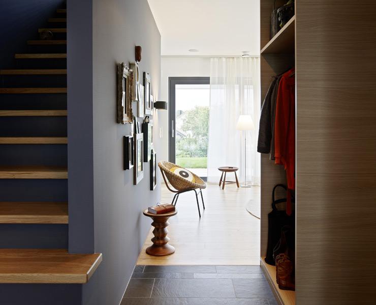 Pin Auf Wohnen In Farbe: Hauseingang: Ideen Und Tipps Für Moderne Gestaltung
