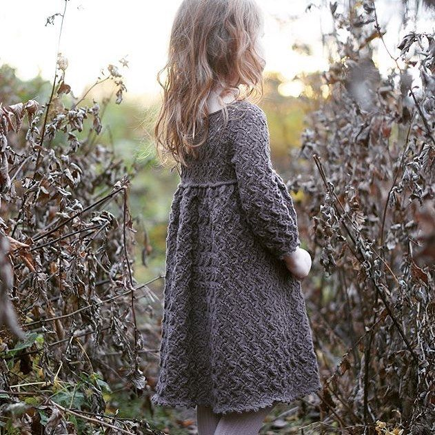 Holly Dress - Our Holly Dress pattern is now available in English ...