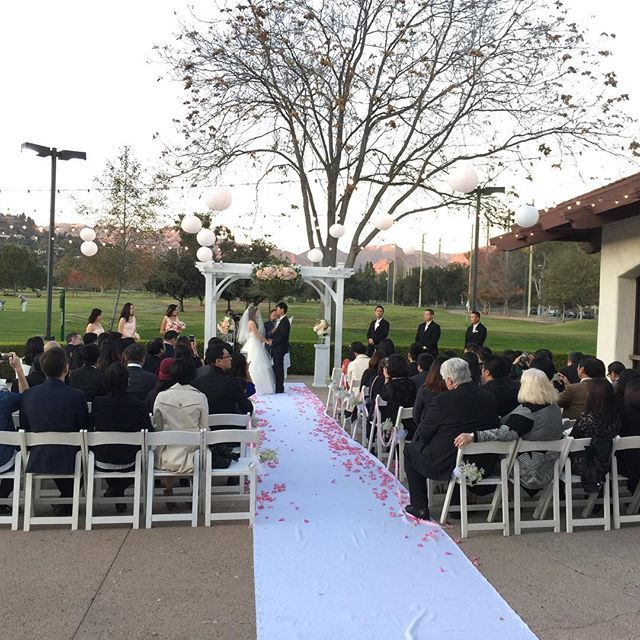 One Of The Most Por Pasadena Wedding Venues Located At Base San Gabriel Mountains Near Rose Bowl Brookside Golf Course Will Lend Your
