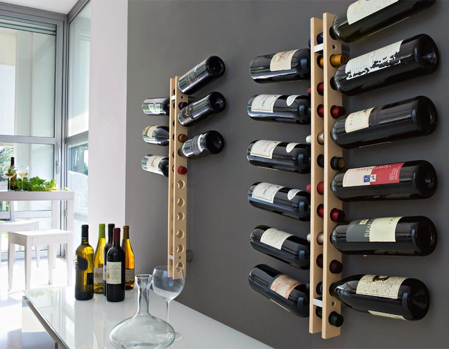 Calligaris Nal Wall Mounted Wine Rack Great For This Winerack Is Beautiful