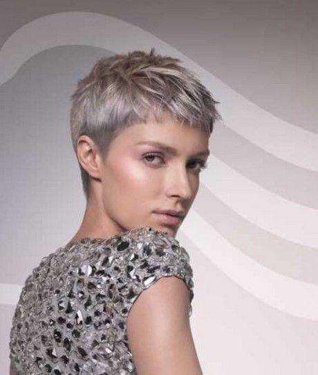 Tagli di capelli corti grigi | Tagli di capelli corti ...