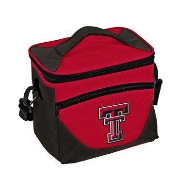 Logo Chairs NCAA Halftime Lunch Picnic Cooler NCAA Team: Texas Tech